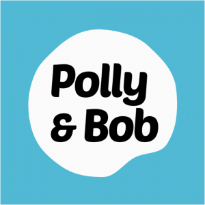 Logo Polly & Bob_square